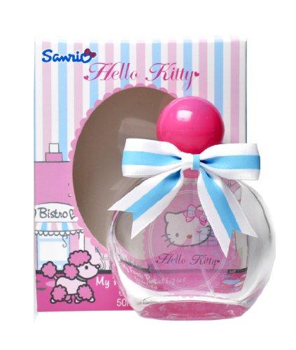 Hello Kitty Boutique EDT 50 ml, 1er Pack (1 x 50 ml) (Kitty Parfums De Hello)