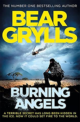 Burning Angels (Will Jaeger 2)