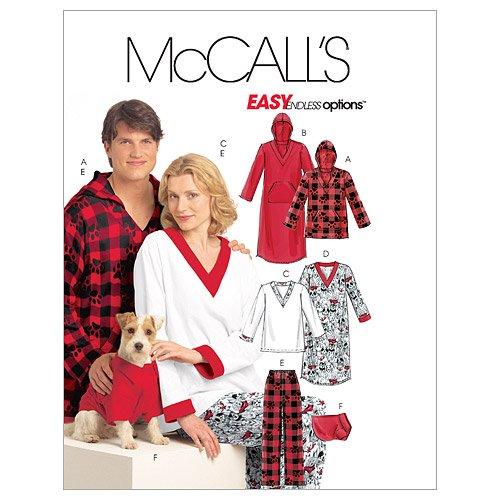 mccalls-patterns-m5770-tailles-hommes-teen-boys-tops-chemises-de-nuit-pantalon-et-haut-pour-chien-ta