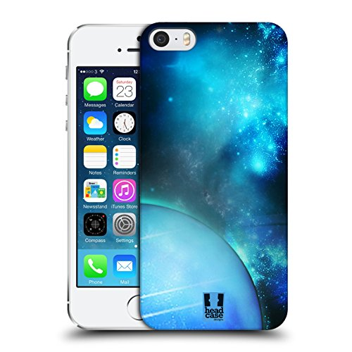Head Case Designs Highcross Stampa A Croce Cover Morbida In Gel Per Apple iPhone 7 / iPhone 8 Nettuno