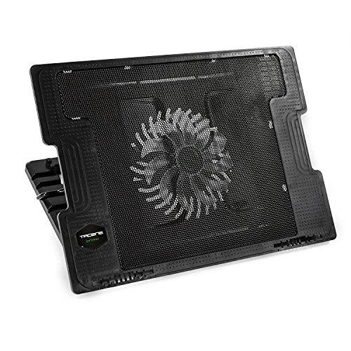 Tacens Anima ANBC2 - Base de refrigeración para portátil (ajustable y silencioso,...