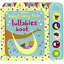Baby's Very First Lullabies Book (Baby's Very First Books) by Stella Baggott (1-Sep-2013) Board book