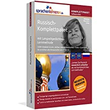Sprachenlernen24.de Russisch-Komplettpaket (Sprachkurs): DVD-ROM für Windows/Linux/Mac OS X inkl. integrierter Sprachausgabe mit über 5700 Vokabeln und Redewendungen