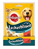 Pedigree Leckerbissen Mini-Happen Hundesnacks, 6er Pack (6 x 140 g)