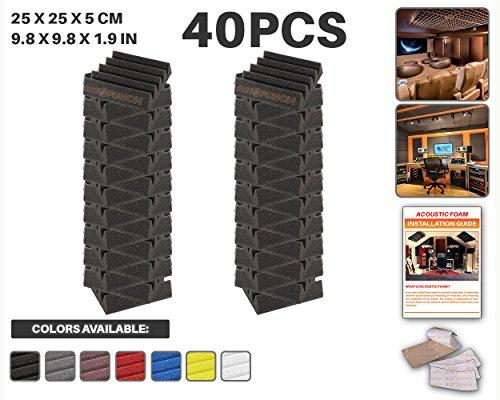 ace-punch-40-pieces-nior-wedge-studio-foam-panel-isolation-sonore-traitement-acoustique-isolation-ac