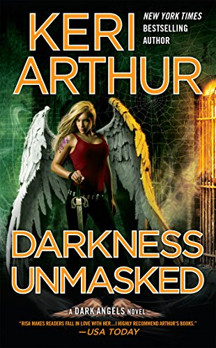 Darkness Unmasked Cover Image