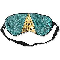 PIZZA Cartoon 99% Eyeshade Blinders Sleeping Eye Patch Eye Mask Blindfold For Travel Insomnia Meditation preisvergleich bei billige-tabletten.eu
