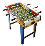 NOVICZ Table top foosball Game set football Soccer Competition Game Table set indoor with legs