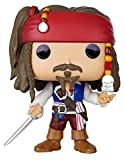 Funko POP! Disney - Pirates of the Caribbean Captain Jack Sparrow Vinyl Figure 10cm
