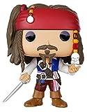 Fluch der Karibik Jack Sparrow Mini Figur Funko Pop Vinyl 10cm