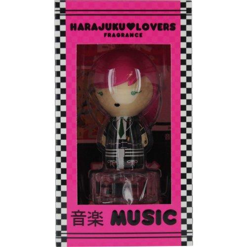 Gwen Steffani Harajuku Wicked Style Musik für 10ml Eau de Toilette