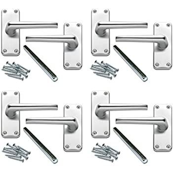 M3 Thin Bolt Through Fixings For Use With Door Handle