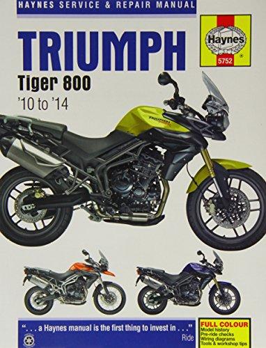 Triumph Tiger 800 2010 - 2014