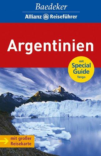 Preisvergleich Produktbild Baedeker Allianz Reiseführer Argentinien