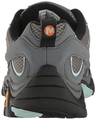 Merrell Moab 2 Gtx, Stivali da Escursionismo Donna Grigio (Sedona Sage)