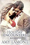 Holiday Encounters Books 1-3 (The Holiday Encounters Series): New Adult Holiday Romance