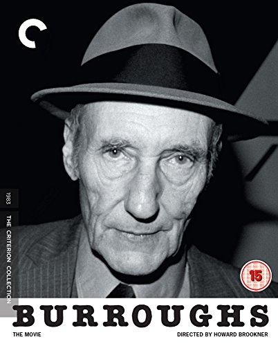 Burroughs: The Movie (The Criterion Collection) [Blu-ray] [1983]