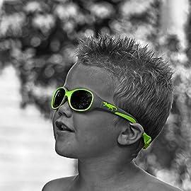Sonnenbrillen für Jungen