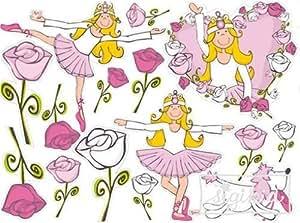 sigikid - 23614 - Ameublement et Décoration - Wall Sticker - Ballettine