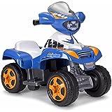 Feber 800010331 - Quad Kripton 6V, Elektrofahrzeuge
