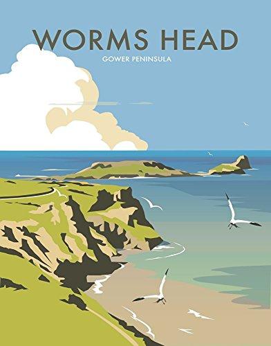 dave-thompson-worms-head-gower-peninsula-fine-art-print-multi-colour-14-x-11-inch
