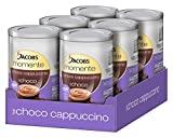 Jacobs Momente Choco Capp. Dose, 6er Pack (6 x 500 g)