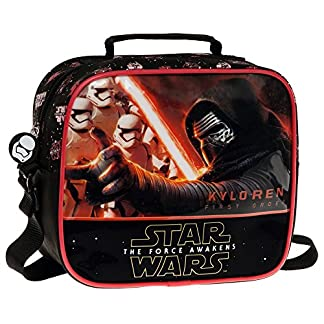 Disney Star Wars Neceser de Viaje, 4.75 litros, Color Negro