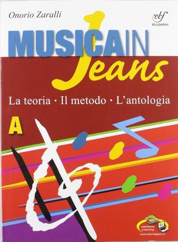Musica in jeans. Mozart in jeans. Vol. A-B. Con espansione online. Con CD Audio. Per la Scuola media