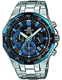 Casio Edifice – Herren-Armbanduhr mit Analog-Display und Edelstahlarmband – EFR-554D-1A2VUEF