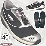 MBT Schuhe FORA MAX BLACK - US 9-9.5 / UK 6.5 / 267 mm / Gr. 40 [Art #400289-03, ]
