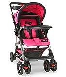 LuvLap Baby Sports Stroller and Pram (Pi...
