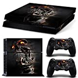 Vinyl Decal Protective Skin Cover Sticker for Sony PS4 Console And 2 Dualshock Controllers #8
