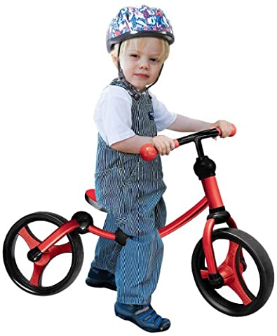 Smart Trike - 1051500 - Vélo et Véhicule - Draisienne - Rouge