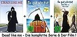 Dead Like Me Die komplette Serie und der Film in deutsch. Staffeln 1+2, : So gut wie tot, Season 1&2