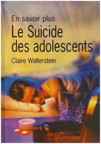 Le suicide des adolescents