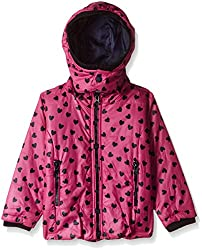 612 League Girls Jacket (ILW00S630013C_Fuchsia_9-10Y)