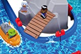 Aquaplay Wasserkanalsystem mit Berg und Schleuse - 5