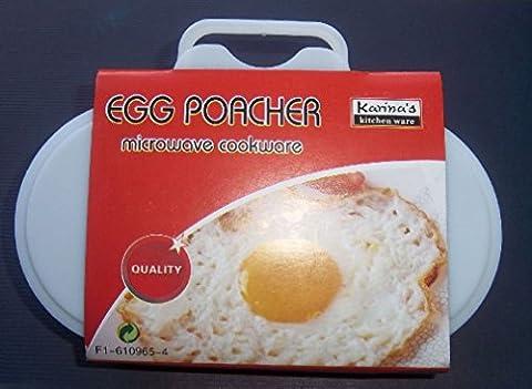 ponze micro-ondes Cuisine Pocheuse à œufs œufs bnew