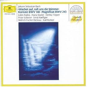 Bach, J.S.: Cantata BWV 140, Magnificat BWV 243