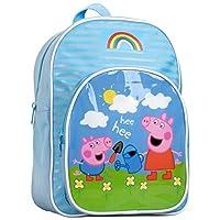 Peppa Pig Backpack for Primary School Blu