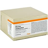 MUCOSA compositum Ampullen 100 St preisvergleich bei billige-tabletten.eu