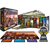 Asmode-Editions-692053-7-Wonders-Kennerspiel-des-Jahres-2011 Asmodee Repos Production 200979 – 7 Wonders, Grundspiel, Deutsch -