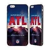 Officiel NFL Stade De Mercedes-Benz Atlanta 2019 Super Bowl LIII Noir Étui Coque...