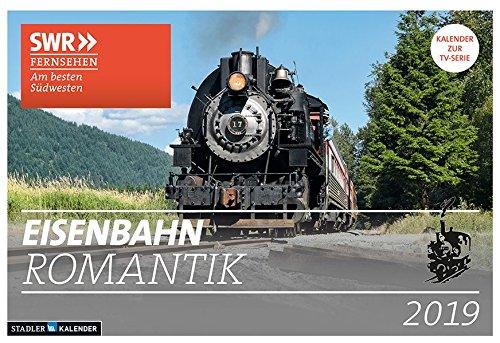 Eisenbahn-Romantik 2019: Der Kalender zur SWR Serie