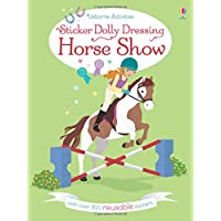Sticker Dolly Dressing Horse Show: 1