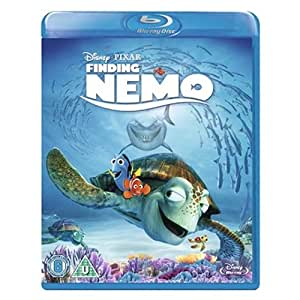 Finding Nemo [Blu-ray] [Import anglais]