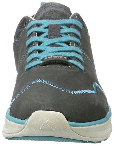 Dachstein Skylite Lth Wmn, Scarpe da Nordic Walking Donna Blu (Graphite/aqua)