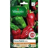 Vilmorin - Sachet graines Poivron Padron