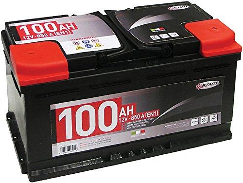 Onesto Cavallo grazie per laiuto offerte batteria 100 ampere