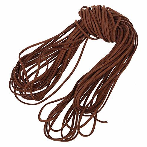 sodialr-cordon-hilo-de-cuero-marron-para-collares-pulsuras-2mm